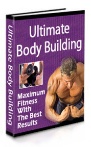 Ultimate body building book